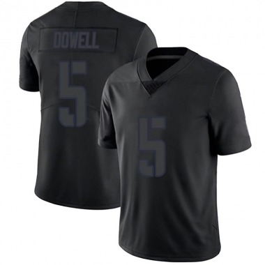 Youth Nike Dallas Cowboys Andrew Dowell Jersey - Black Impact Limited
